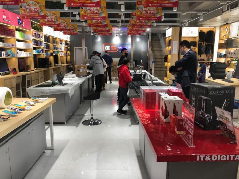 实体零售加速复苏 京东线下门店全线复工