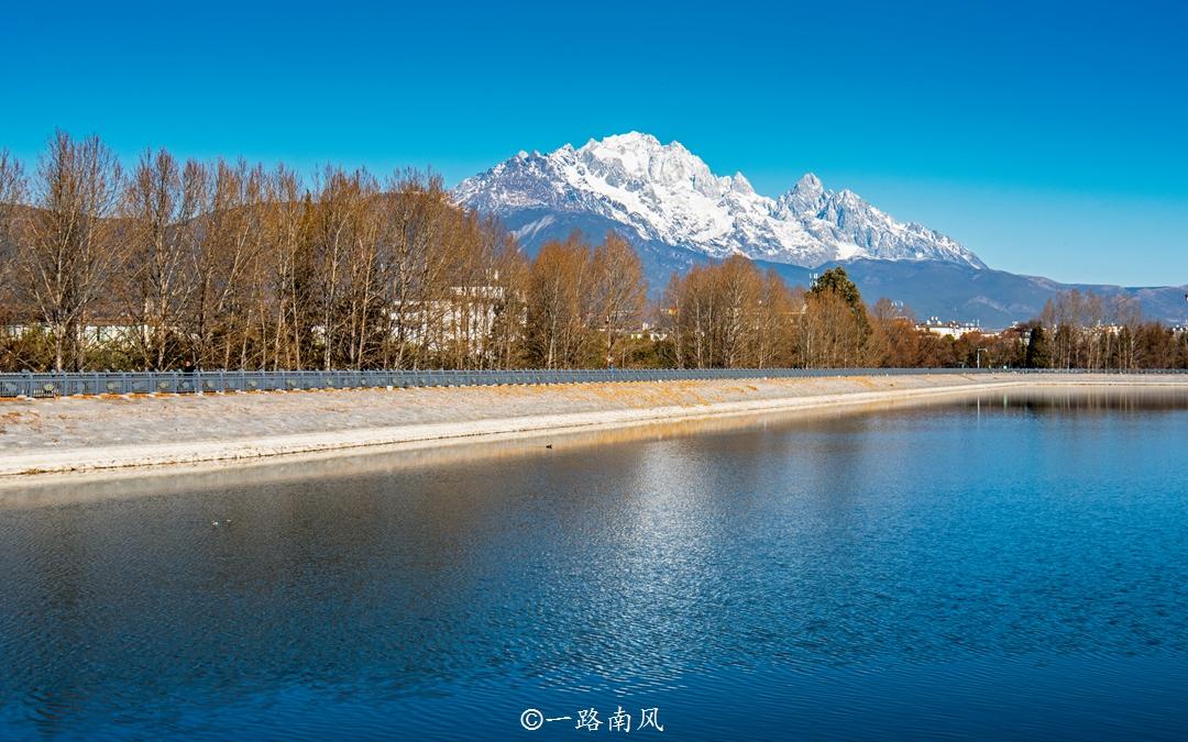 原创             云南丽江两大冷门景点,游客稀少,美得梦幻,看一眼就爱上