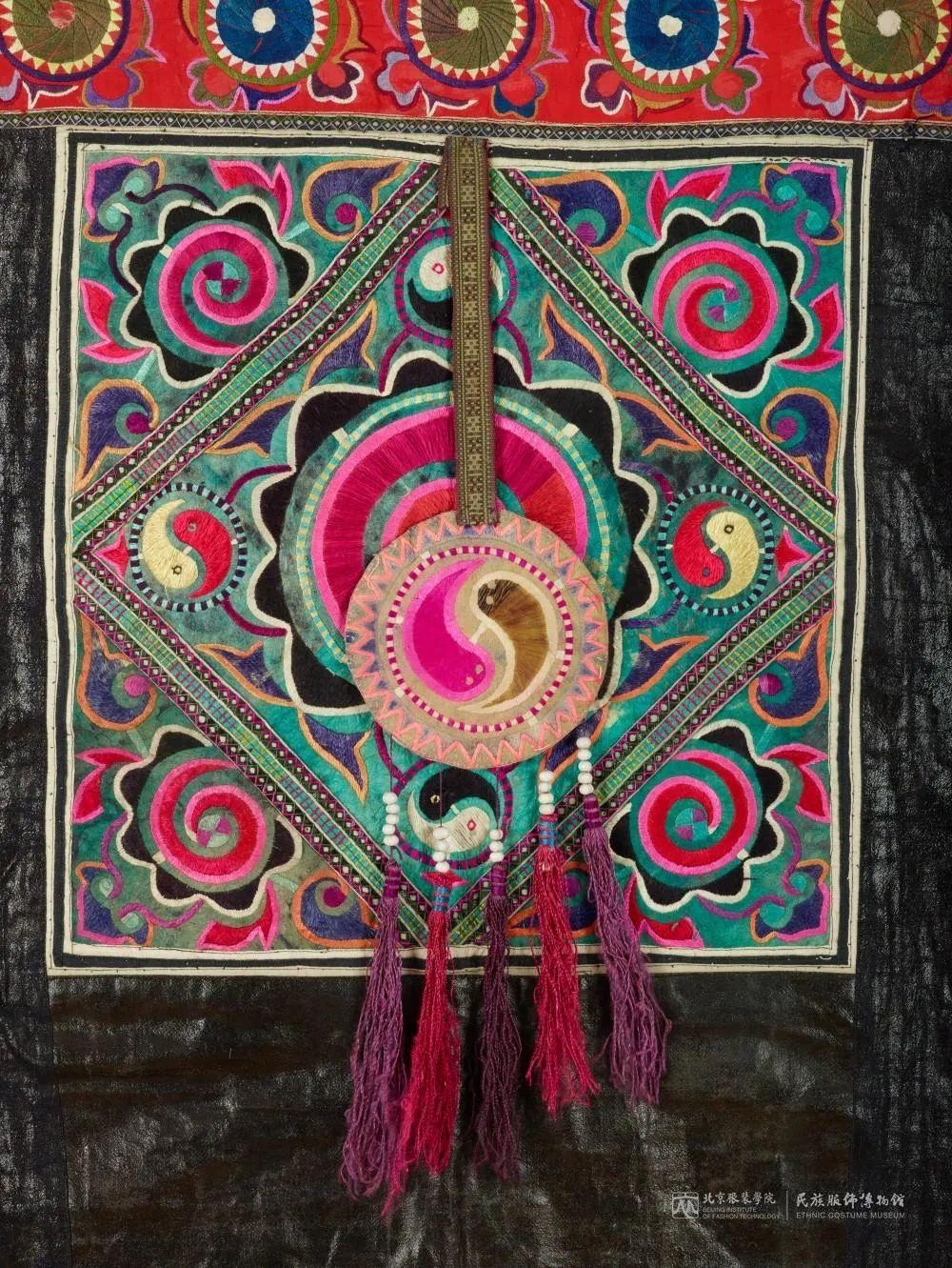 苗族花纹图案图片_传统文化_文化艺术-图行天下素材网