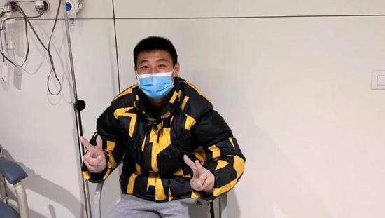 武磊将参加西甲慈善云演唱会:很高兴能