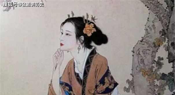 晚唐传奇女子,嫁与状元郎为妾,又遭抛弃——鱼玄机