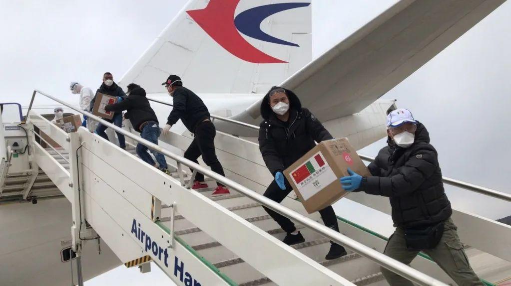 中国医护人员将赴意组建野战医院