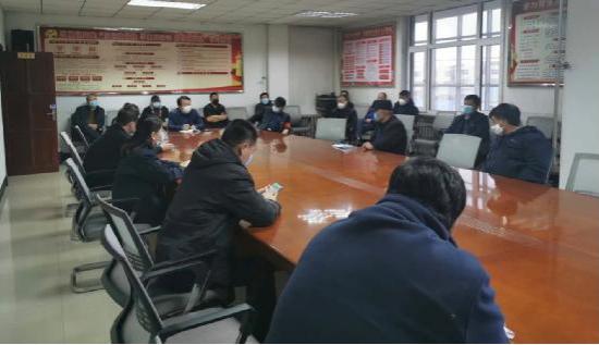 黑龙江省七台河市新兴区红旗镇坚持疫情防控推广文明祭祀