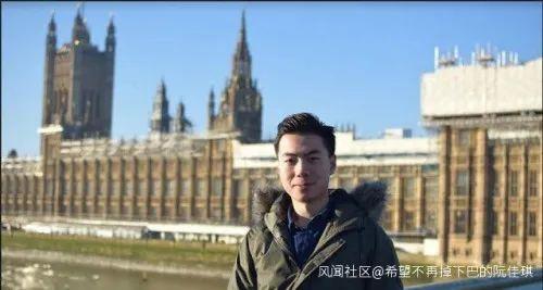 催更!最近英国网友盯上了个中国留学生的推特…