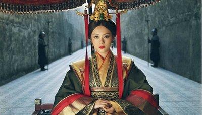 风流的宣太后,芈月一生风流换来了大秦帝国的崛起