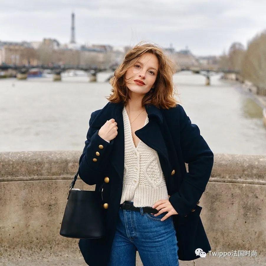 法国最甜模特,一夜爆红