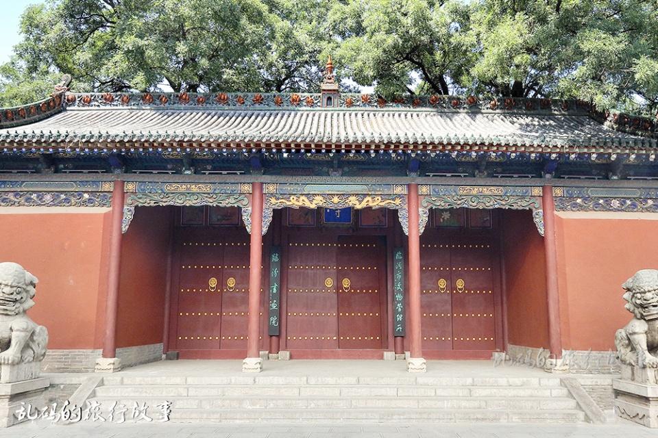 原创             山西古寺藏世界最大铁佛头,1300年未生锈,铸造工艺至今难以复制