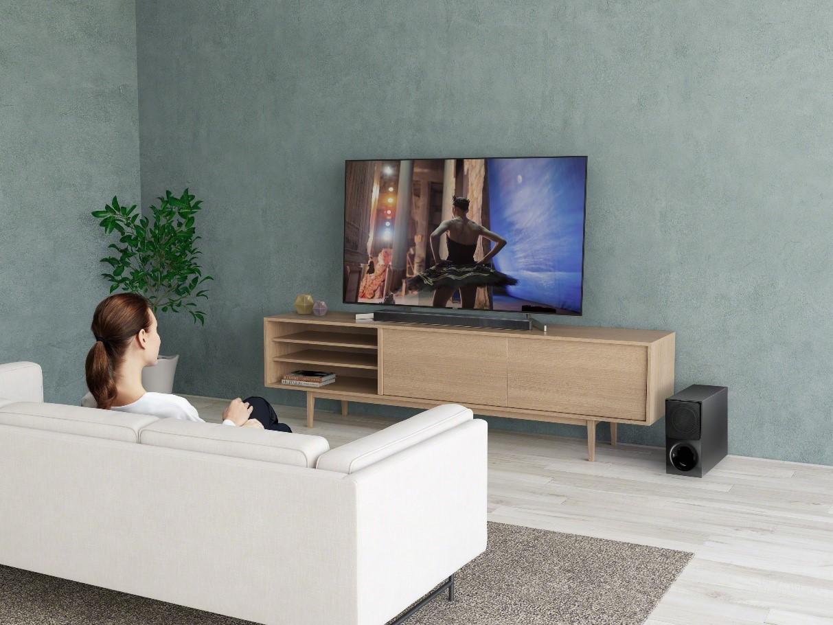给生活来点仪式感 索尼回音壁HT-X9000F打造高品质家居影音体验