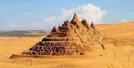 原创            神秘的边塞古城:遗址完好如初被发掘,人民却集体失踪?