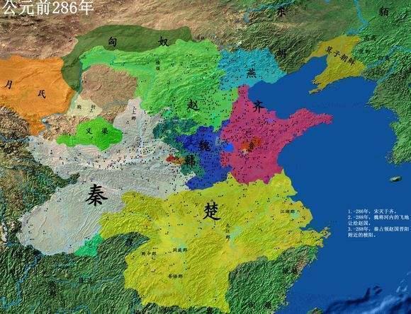 原创            五国伐齐时,为何秦国选择加入,而不是坐山观虎斗呢?