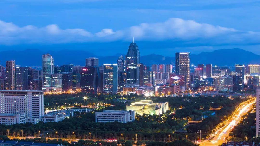 浙江省各市GDP:杭州宁波之后,温州绍兴嘉兴迅速鹊起