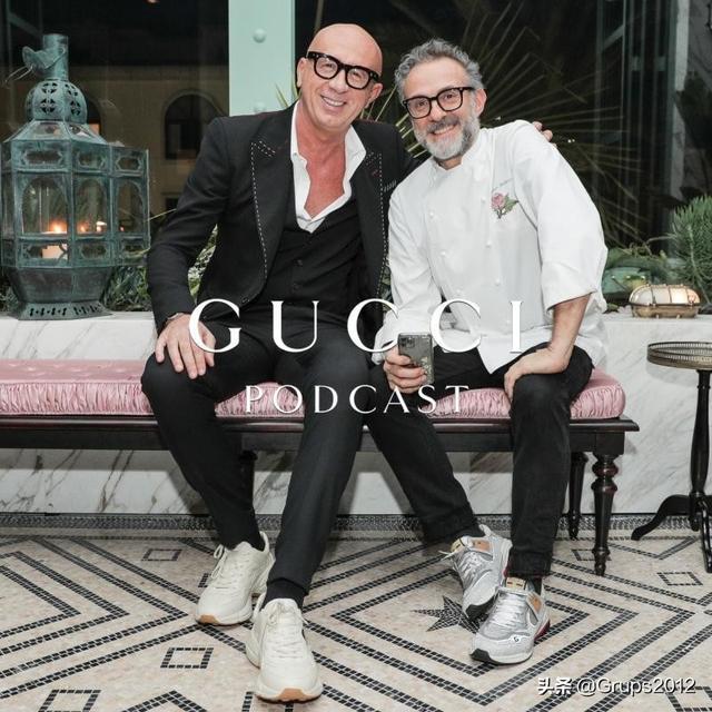 当一个时尚的美食家 Gucci邀米其林大厨线上直播 星级美食在家做