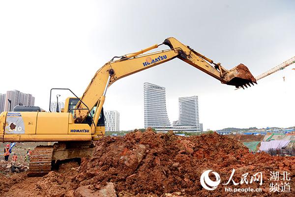 130万平方米!华中首个国家级广播影视媒体基地工程复工