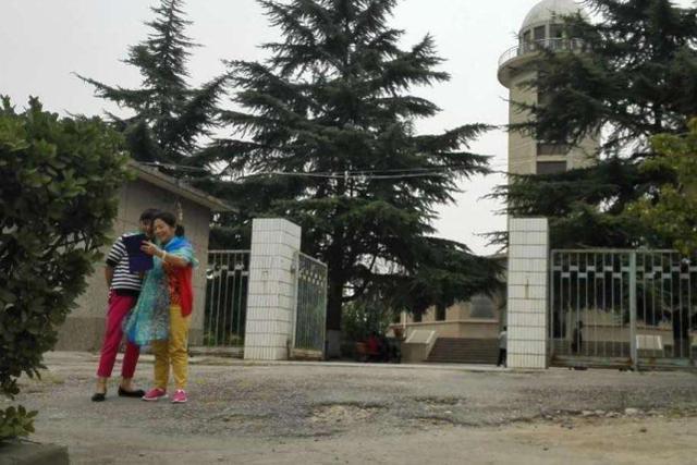 """为你介绍中国的""""大地原点"""":陕西省泾阳县石际寺村"""