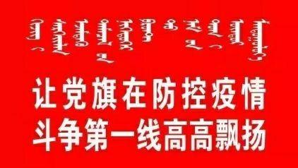 扎兰屯市兴华街道绿林社区党员突击队员傅永生抗疫事迹