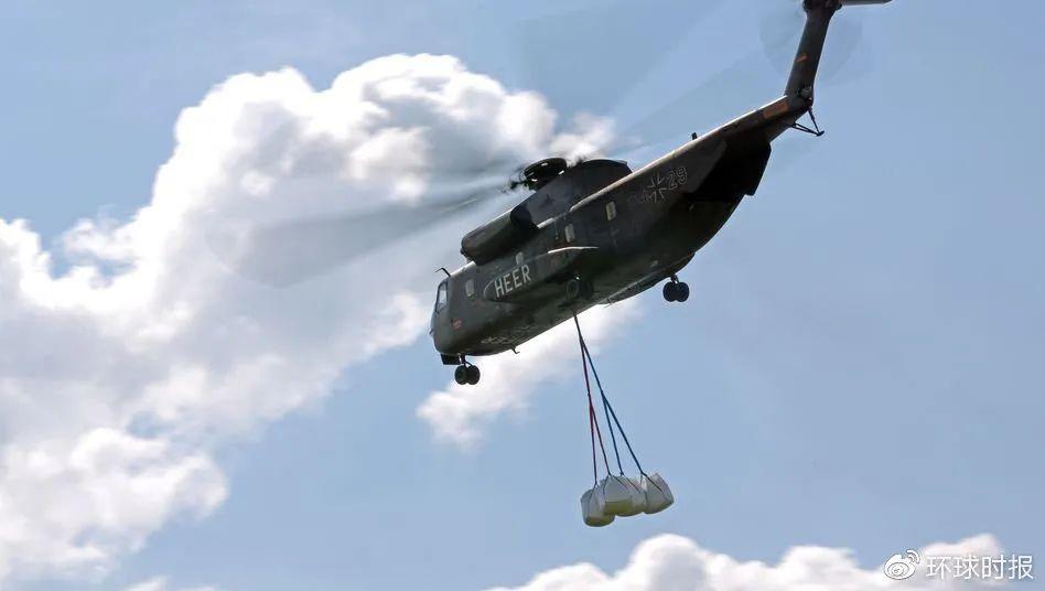 法国政府希望获得德国联邦国防军的帮助