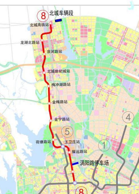 合肥市城市轨道交通第三期建设规划(2020-2025 年)示意图