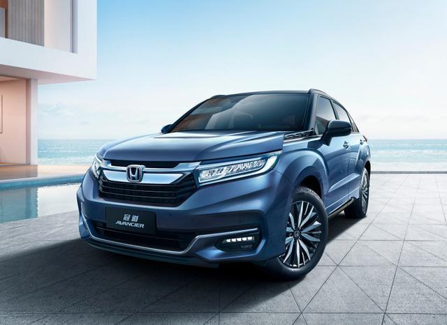 競爭豐田漢蘭達,新款本田冠道官圖發布,豪華大五座SUV再升級