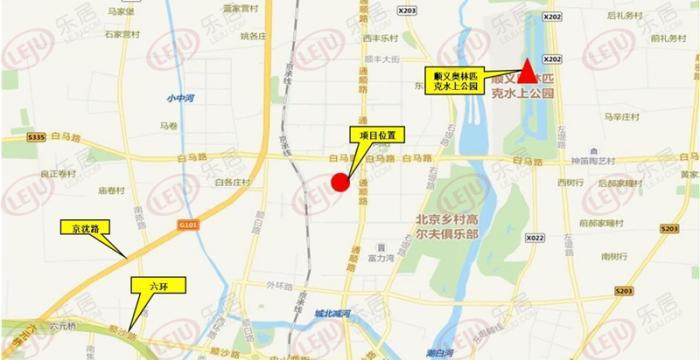 丰台区分钟寺规划图