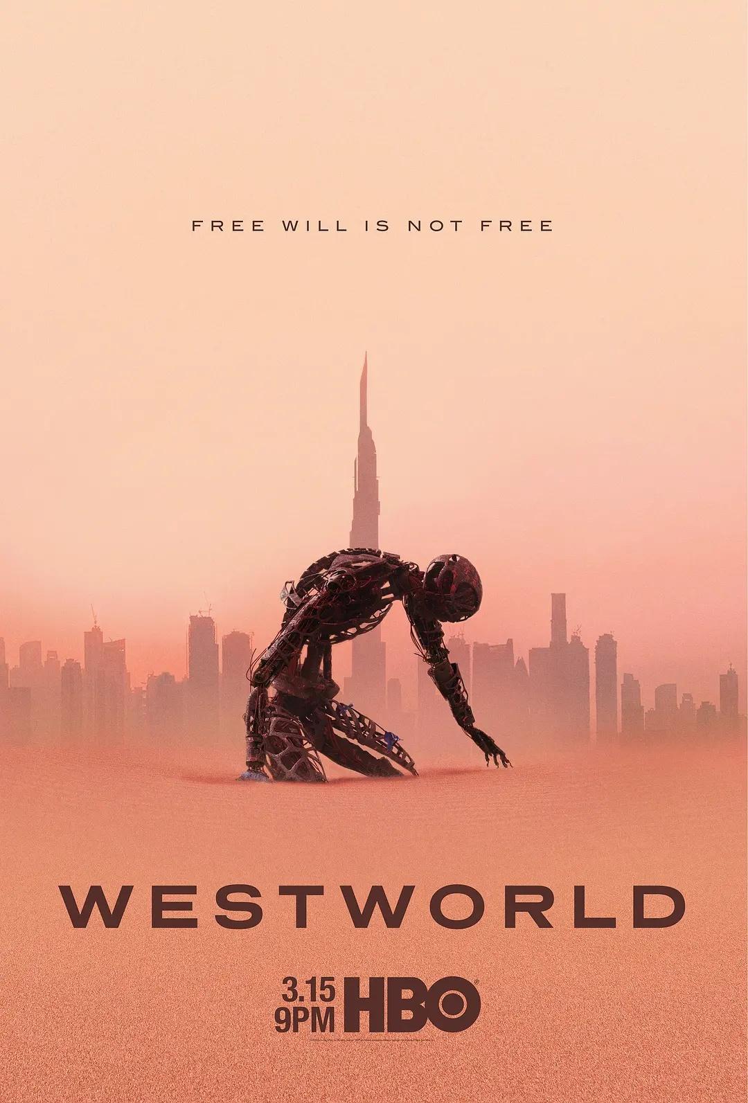 史诗级神剧《西部世界》回归!一集飙上9.3,一秒都舍不得快进_人类