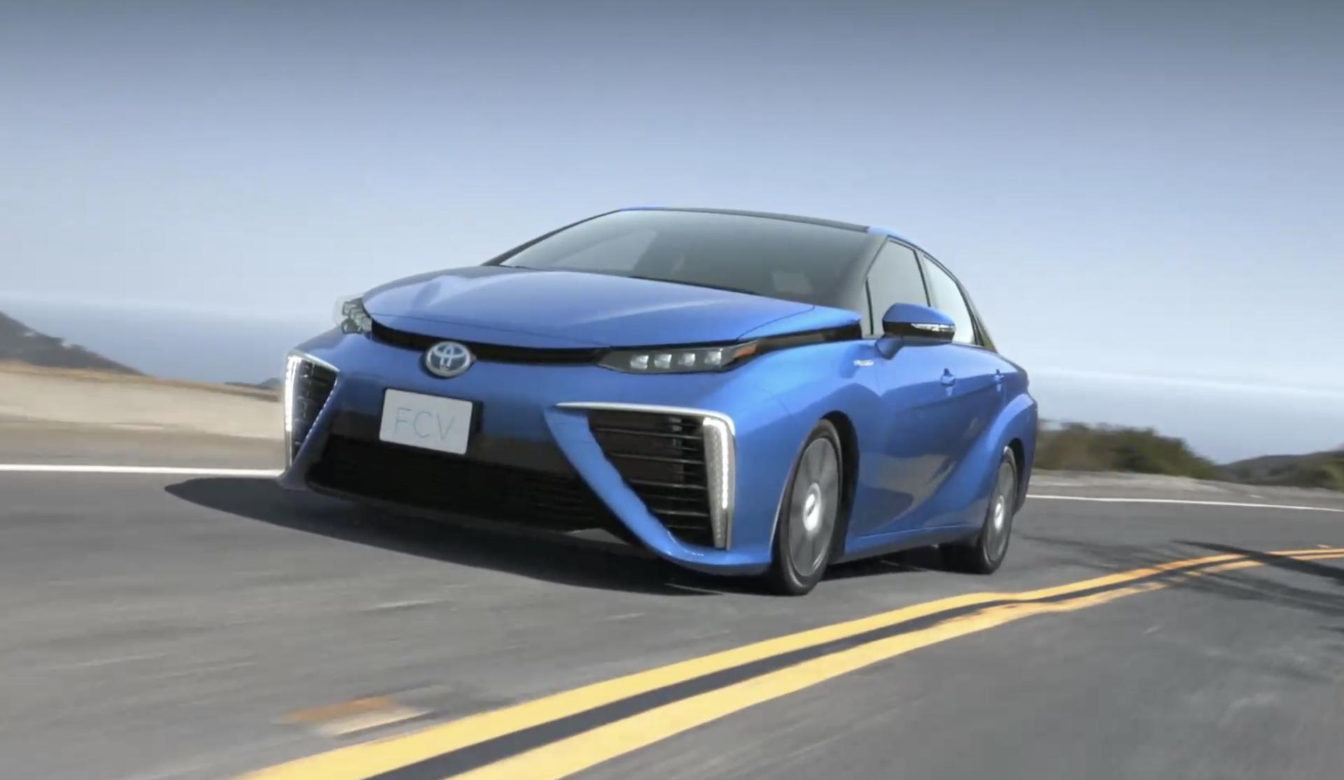新技术 | 中国氢燃料电池车离普及还有多远?