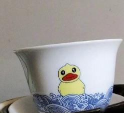 【看图说话】这个杯子什么来历啊?