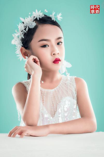 时代华娱Baby Face时尚平面童模档案库――钟雨彤