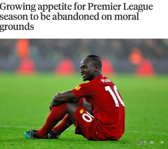 利物浦冠军凉了?英超多队再次呼吁本赛季
