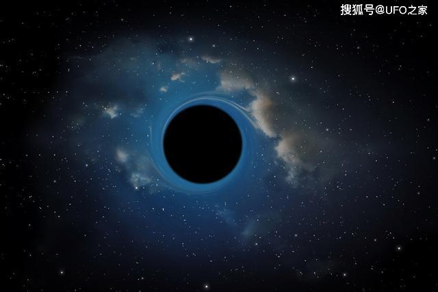 原创             130亿光年外!宇宙最古老黑洞现身!科学家:它的目标是地球?