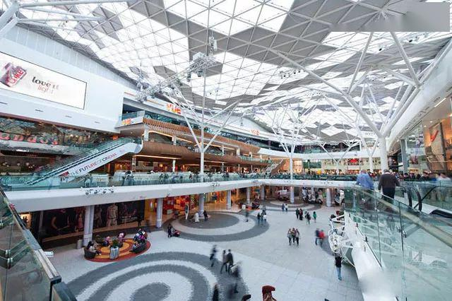 高颜值的购物中心卫生间千篇一律,让顾客有幸福感的人性化设计万里挑一! | 和桥