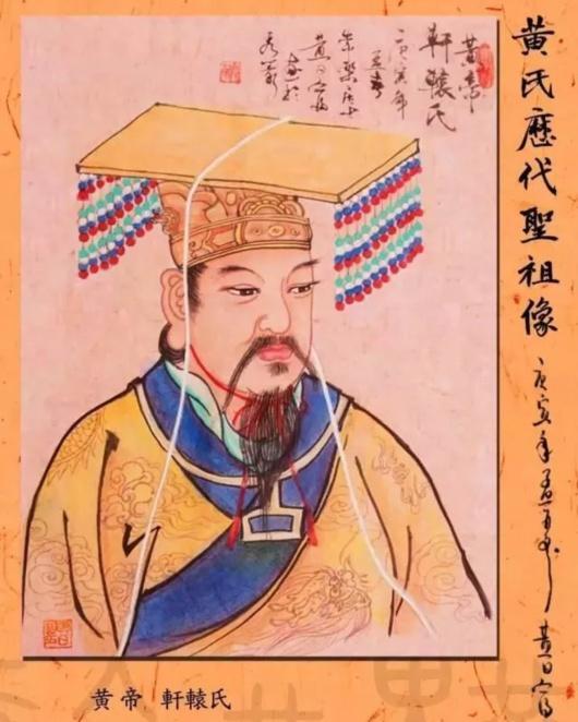 华夏民族与炎黄子孙是怎么来的,和黄帝 炎帝 蚩尤有什么关系