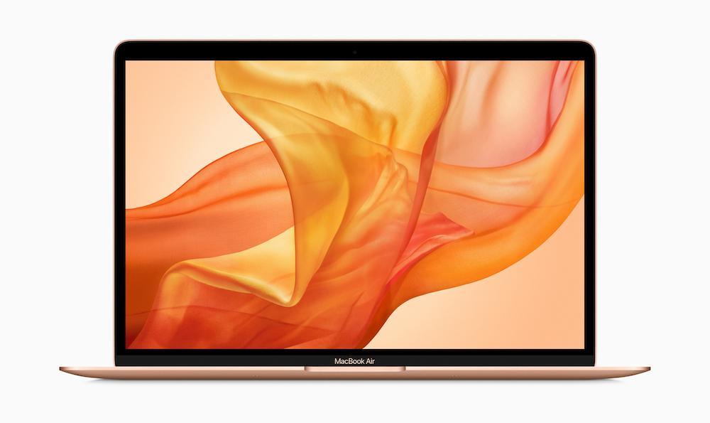 苹果向授权服务商告知视网膜屏 MacBook Air 屏幕涂层问题