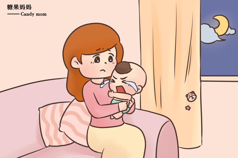 """为什么宝宝""""抱着就好,坐下就闹""""?4个原因及应对,父母收好"""