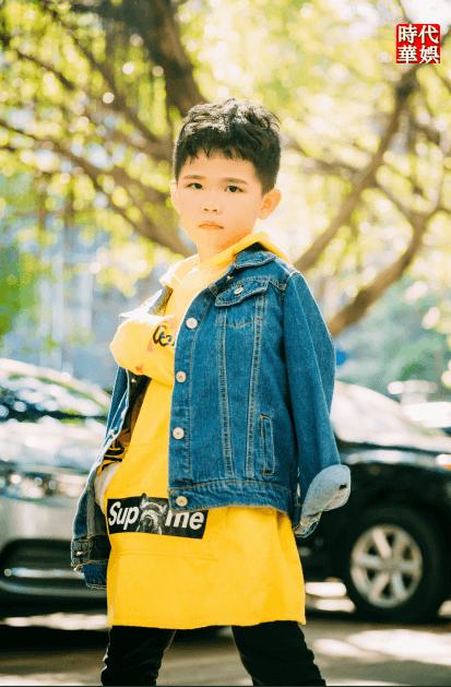 时代华娱Baby Face时尚平面童模档案库――徐钺灏