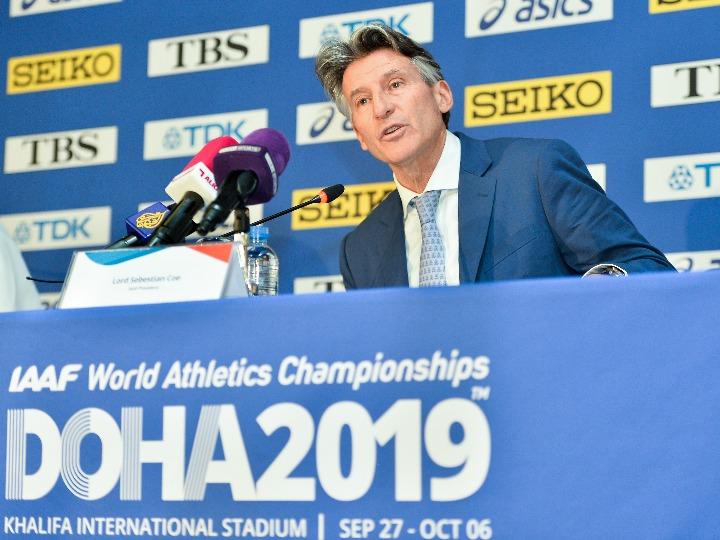 世界田联主席:东京奥运会日期众口难调 需灵活应对