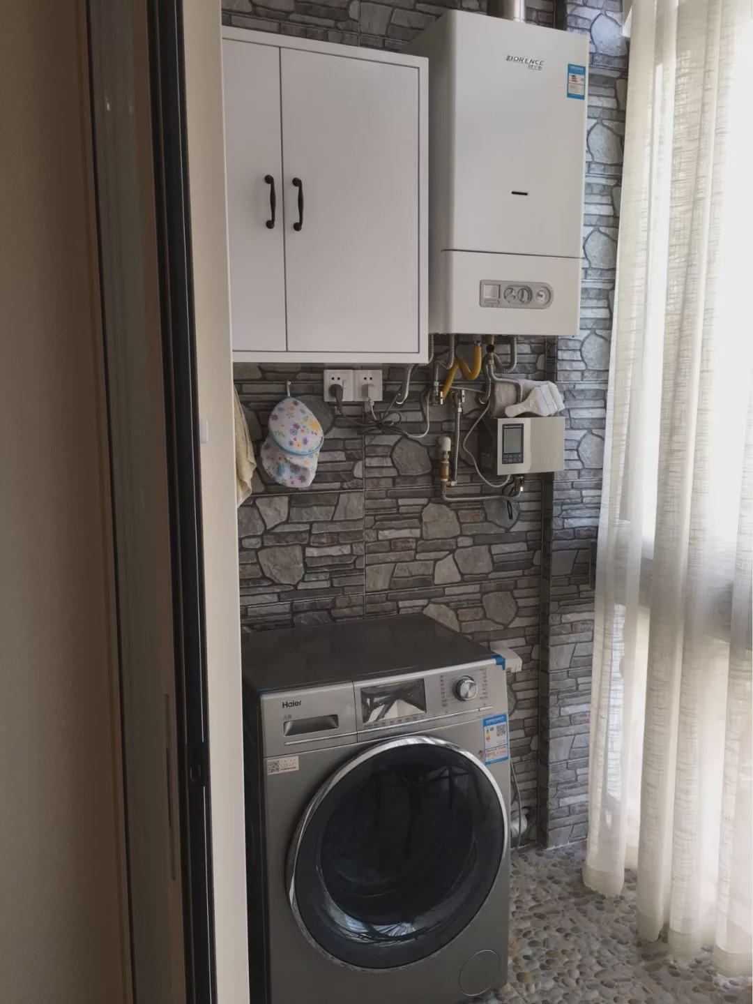 装修之物品安置:燃气热水器的安身之处图片