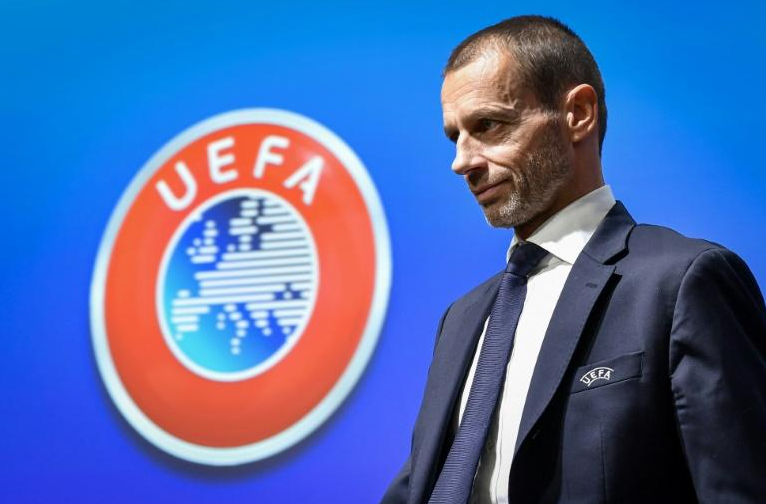 欧足联主席:今年联赛和明年联赛可能背靠
