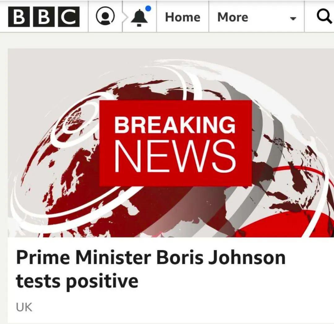 """""""流调""""了英国首相确诊前14天行程,反正我们被吓到了......_英国新闻_首页 - 英国中文网"""