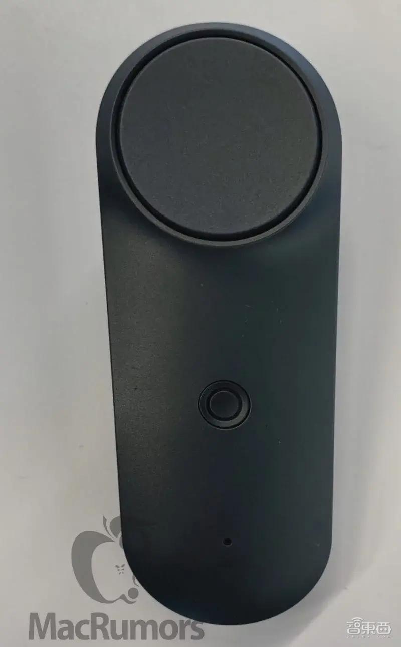 原创             苹果Apple Glasses手柄图流出!或用于VR&AR一体机