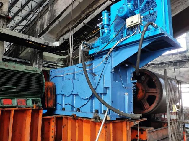 南高齿1600kW矿用皮带机减速机成功运行