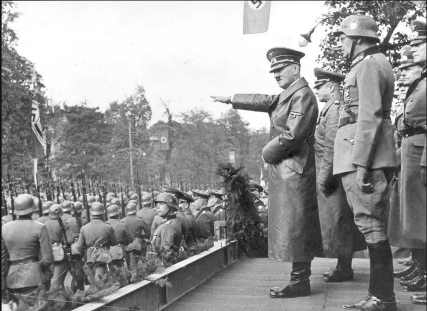 如果希特勒占领法国后收手,不去进攻苏联,会是什么样的结果?_中欧新闻_欧洲中文网