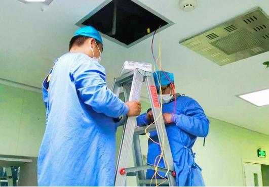 电信5G助力漳州正兴医院首次手术直播圆满成功