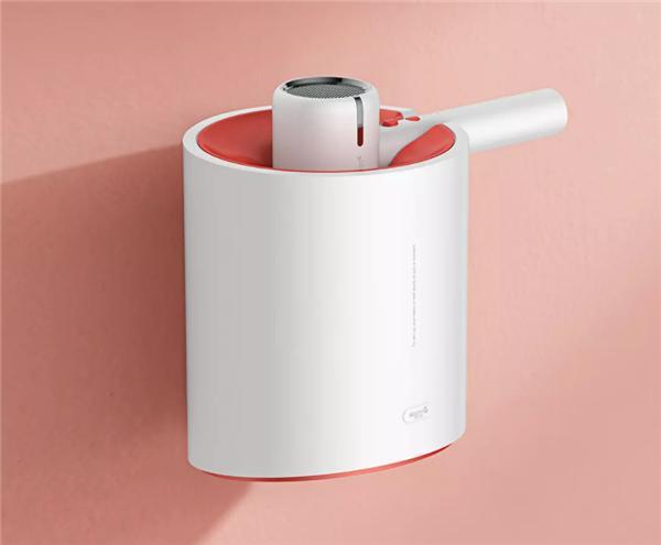 小米众筹多功能干手吹风机:既是干手器 也是吹风机