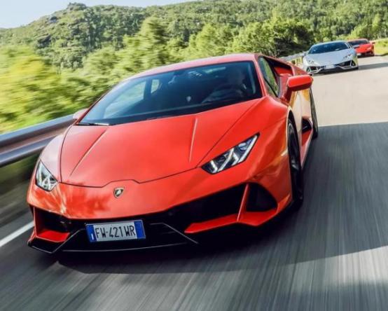蘭博基尼全新V12跑車首試 搭6.5L V12自吸,最大功率610千瓦