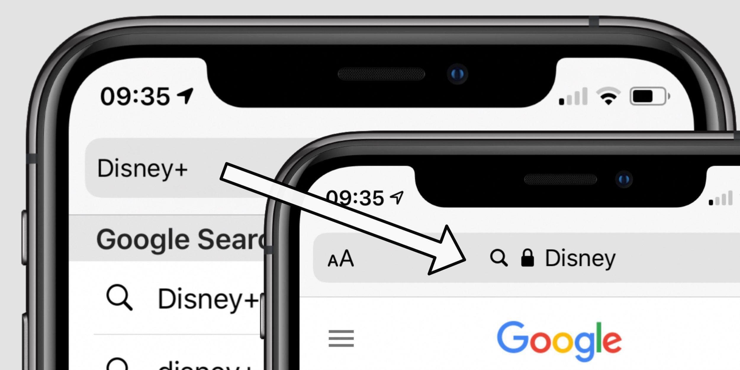 """最新版Safari搜索时会自动屏蔽""""+""""号?"""