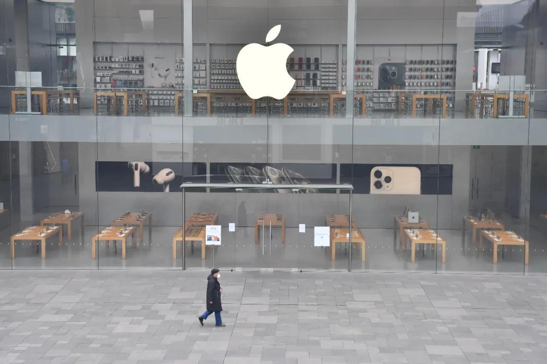 原创             市值一日蒸发1564亿美元,苹果到底怎么了?