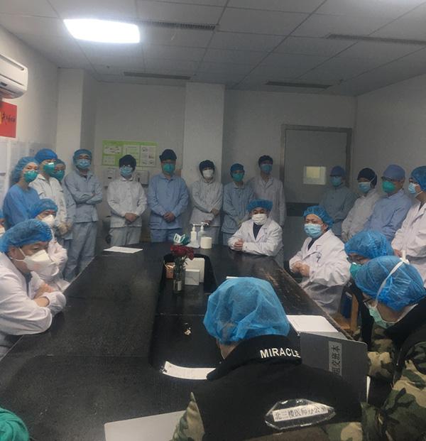 医护日记|医疗队召开工作总结大会,又有13名队员火线入党