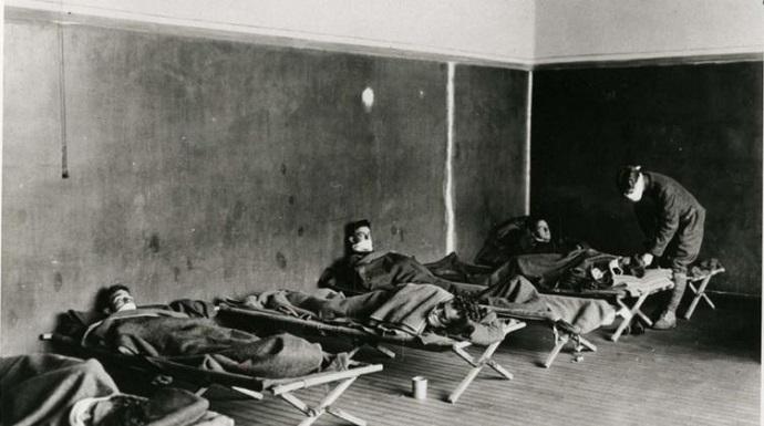 """""""悲剧中的悲剧""""——法国与1918-1919年流感_中欧新闻_欧洲中文网"""