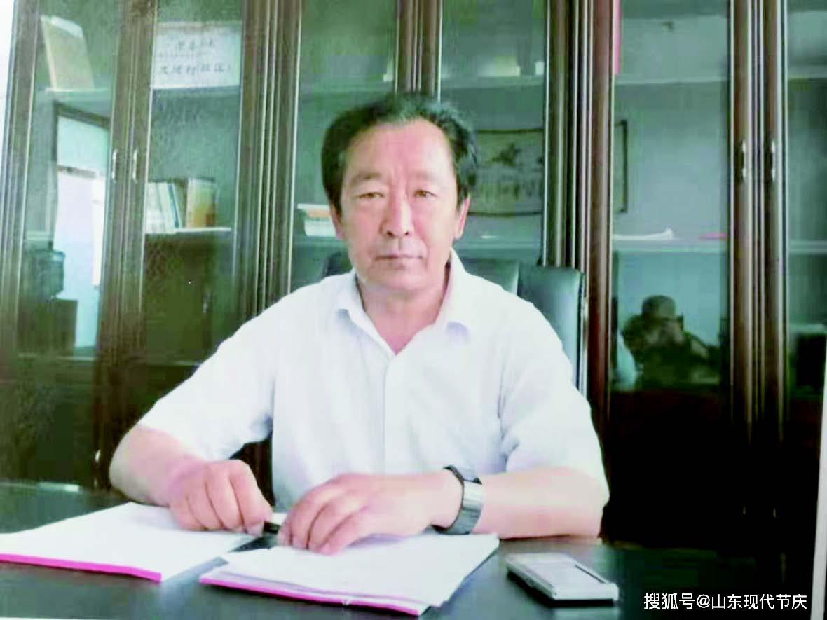 【乡村振兴】王世学:美丽乡村 书记带头