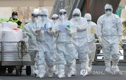 韩国累计确诊9583例 新增105例